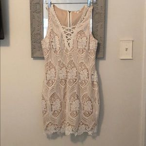 Soiéblu lace dress